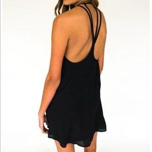 Show Me Your Mumu Black Dress